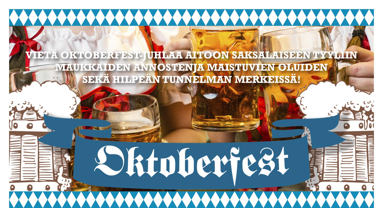 Juttutuvan Oktoberfest