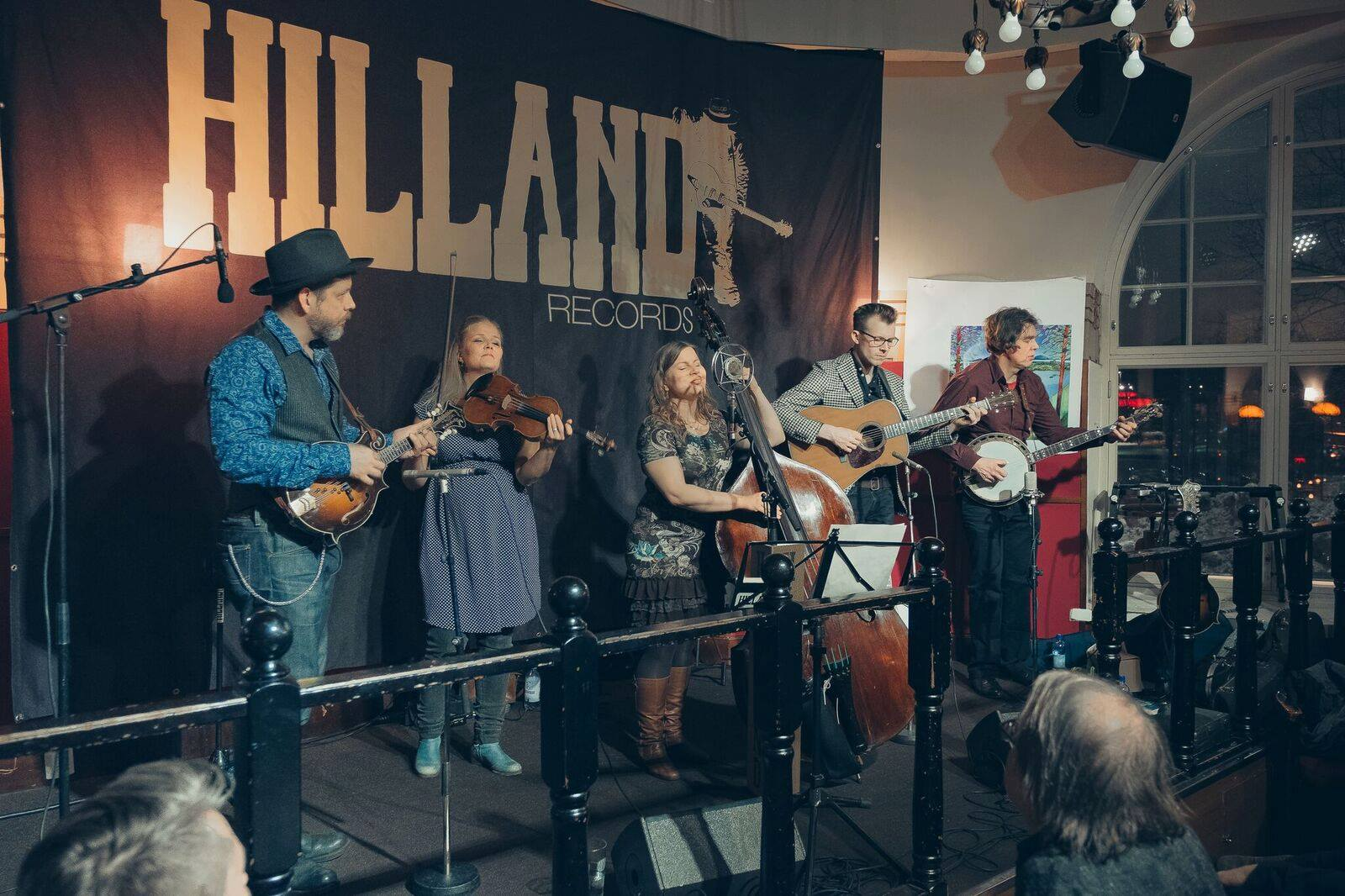 Ma 17.6 Hilland Mondays -klubi Klo 20.00