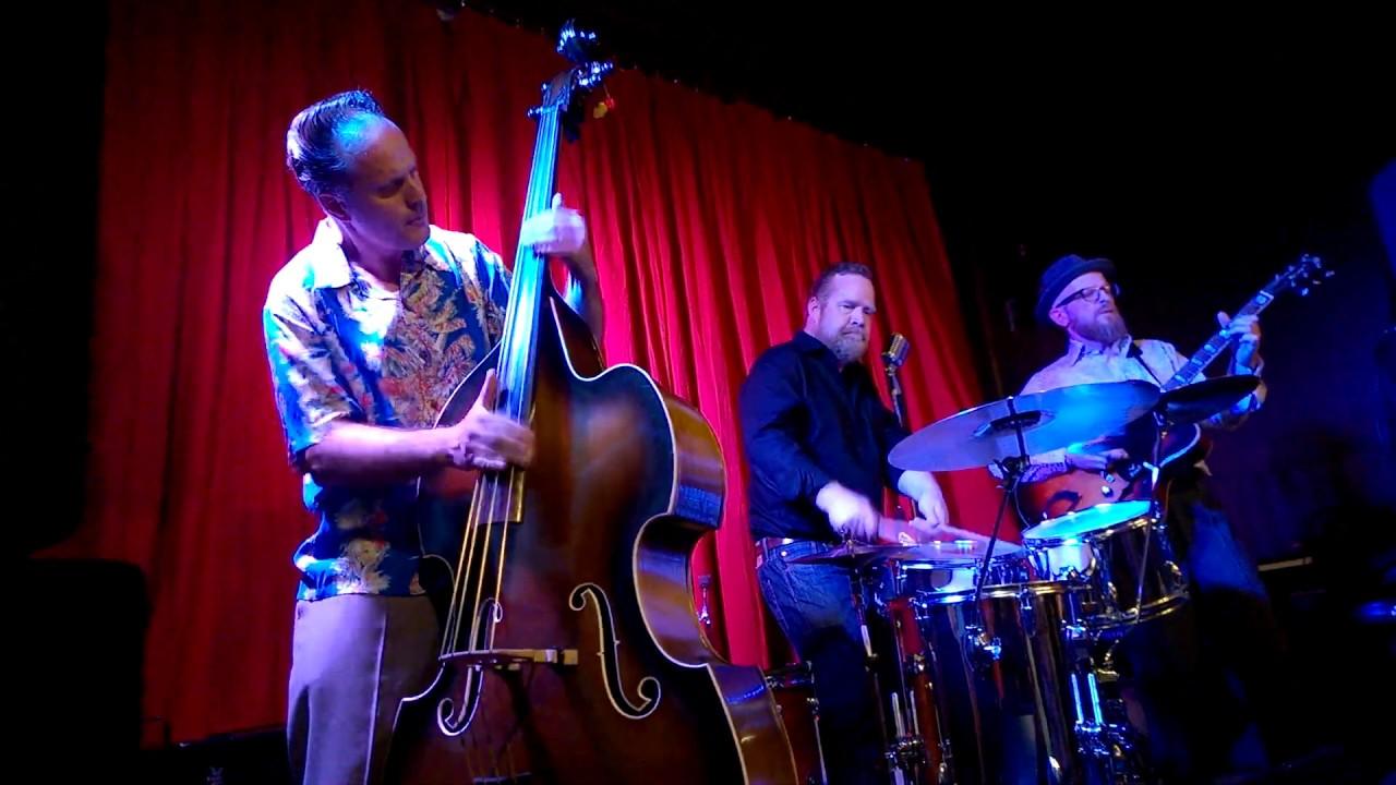 La 29.2. Ghettoklubi: The Gin mill Trio Klo 21.00