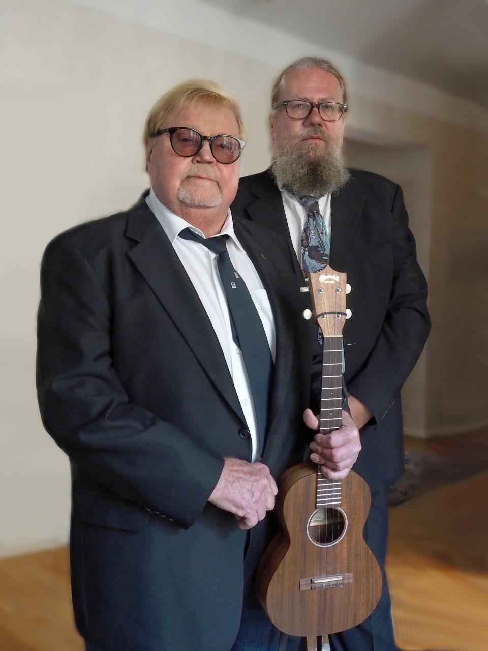 Su 15.12. Jussi Raittinen & Tapsa Kojo-Duo Klo 15.00