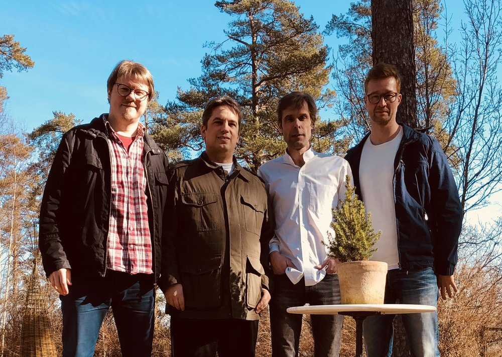 Ke  8.1 Rytmihäiriöklubi: Kimmo Salminen Quartet Klo 21.00