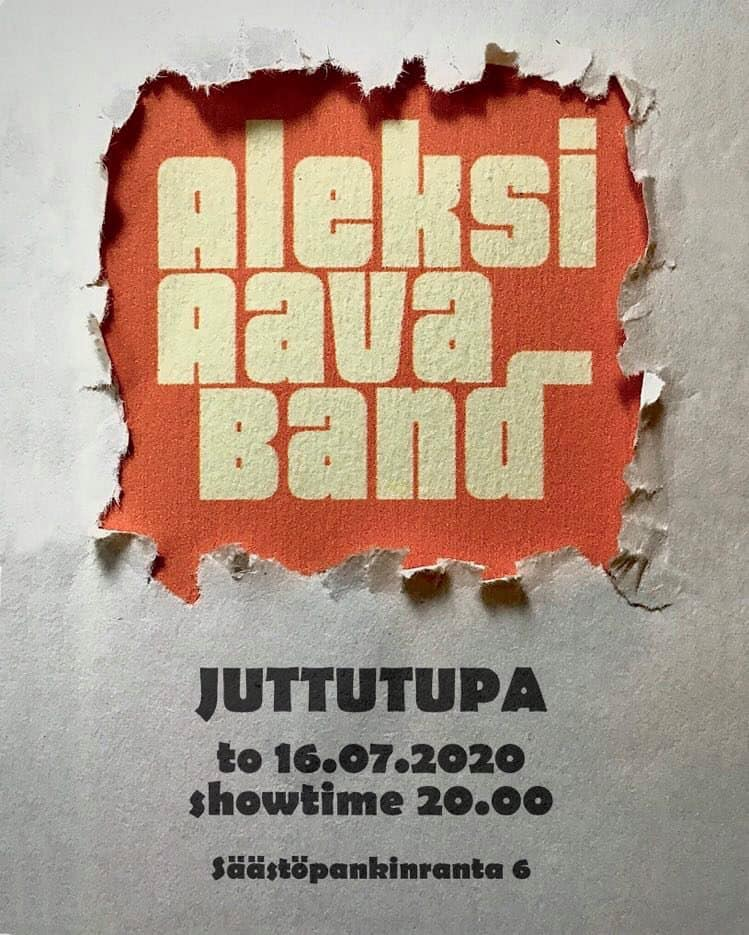 To 16.7. Aleksi Aava Band Klo 20.00