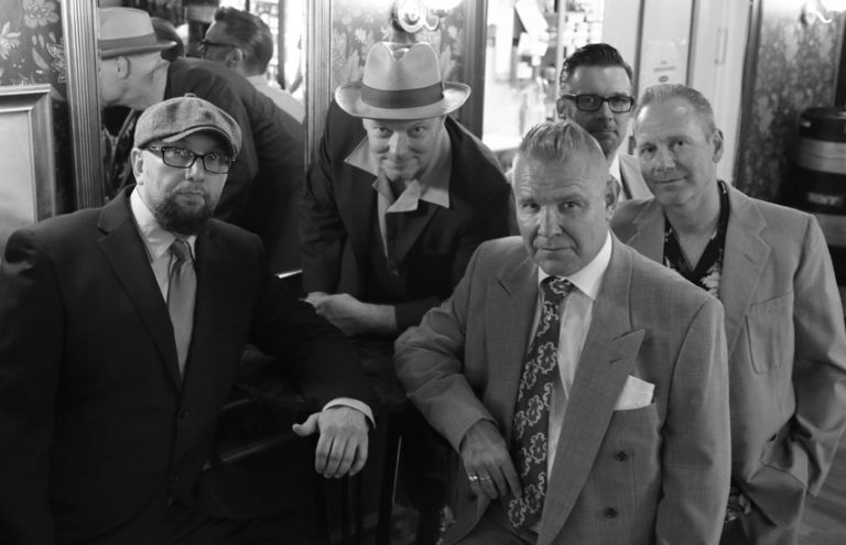 To 6.8. Ghettoklubi: The Toreadors Tommy Dahlström Klo 20.00